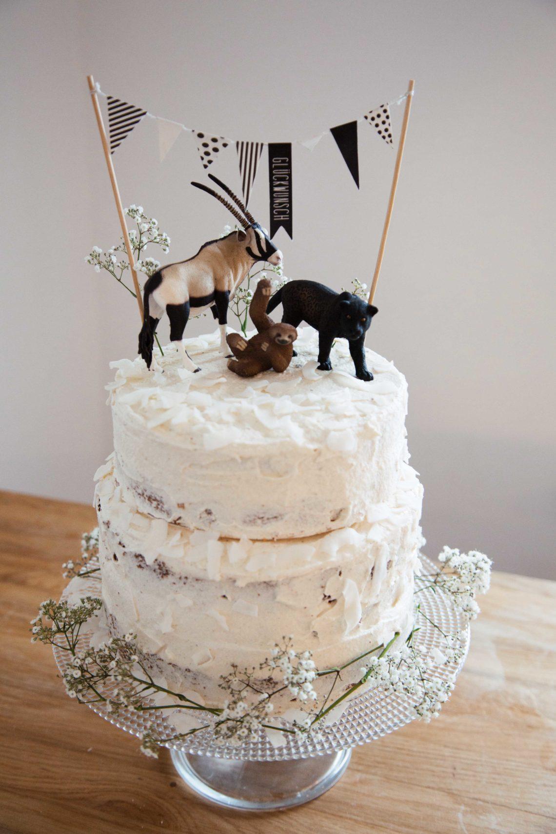 Hurray, 1 year! The first Birthday ⋆ Honey Cream & Chocolate